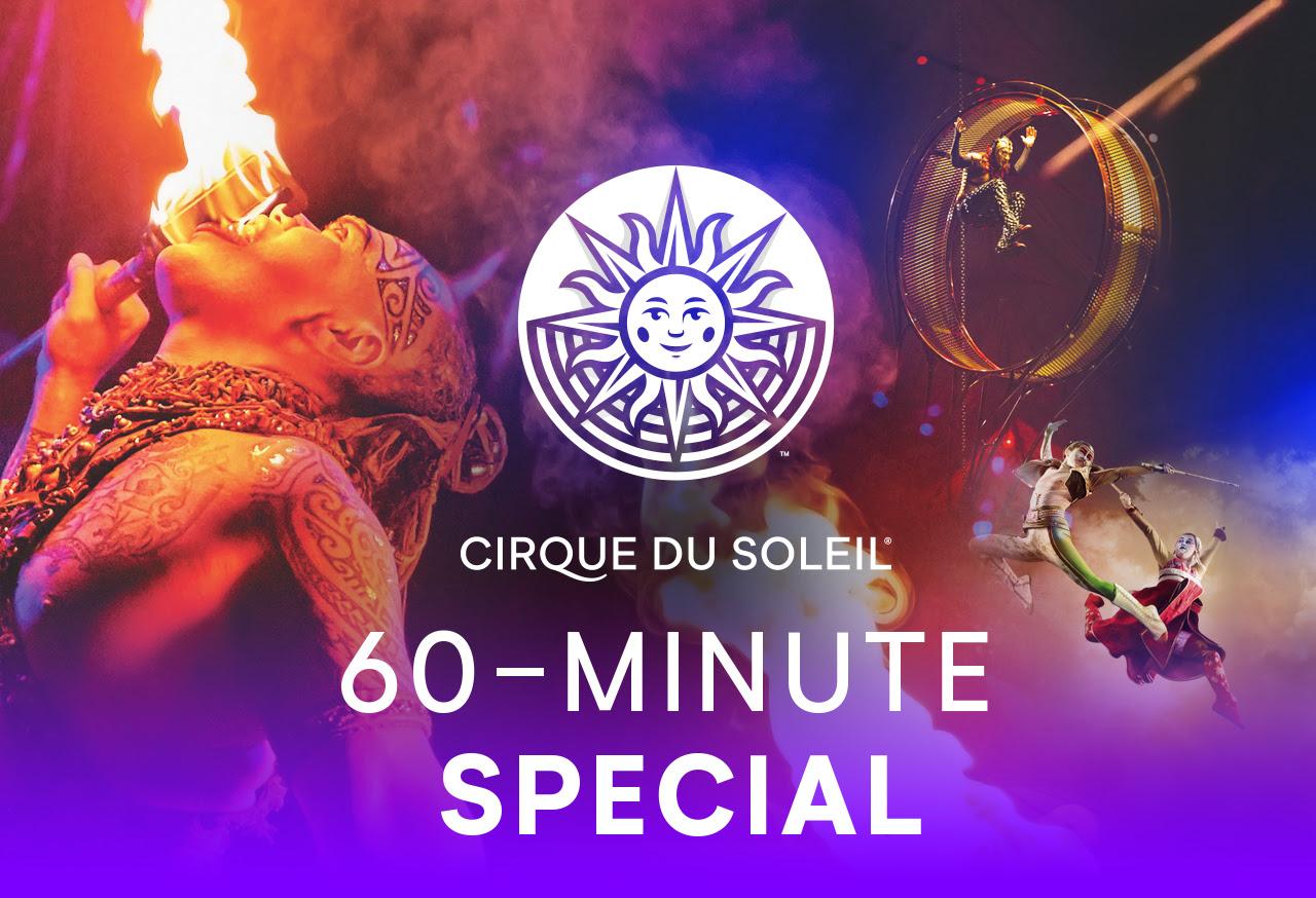 Cirque du Soleil –