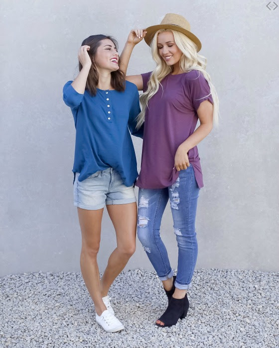 Cents of Style: Fashion Tunics only $16.95