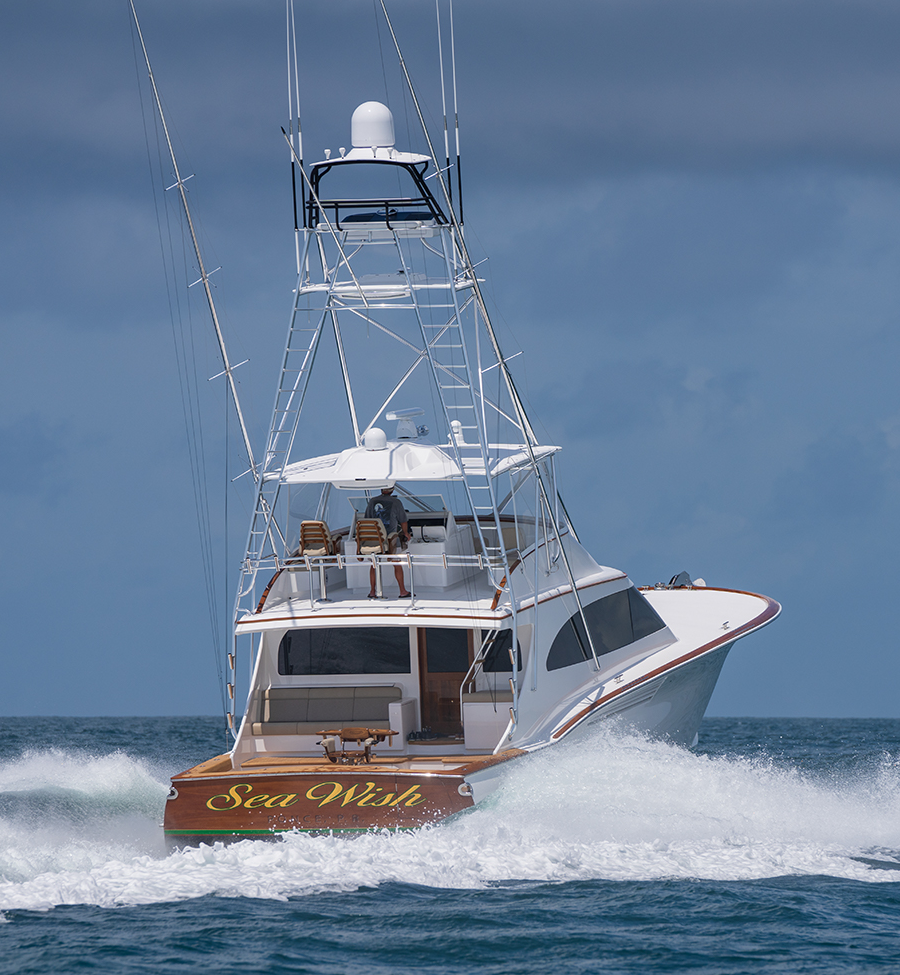 Jarrett Bay 67 - Sea Wish