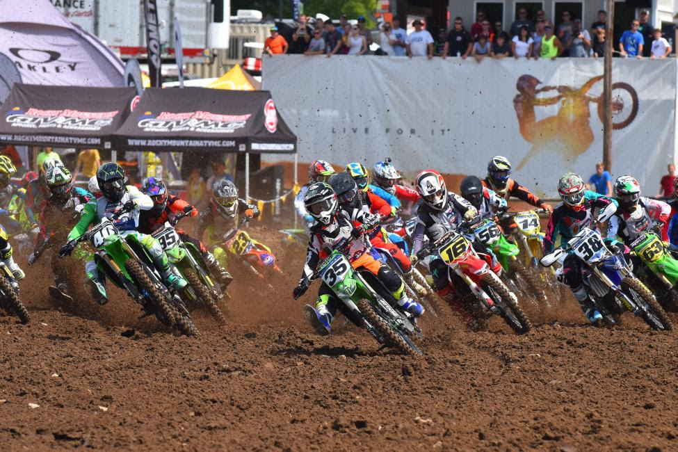 Polisport-branded track markers will guide racers through the bumps, turns and ruts on their Road to Loretta's, as well as on the national track at the historic Loretta Lynn Ranch.