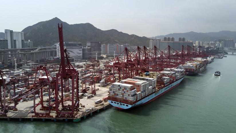 China deniega el acceso al puerto de Hong Kong a un buque de guerra de EE.UU.