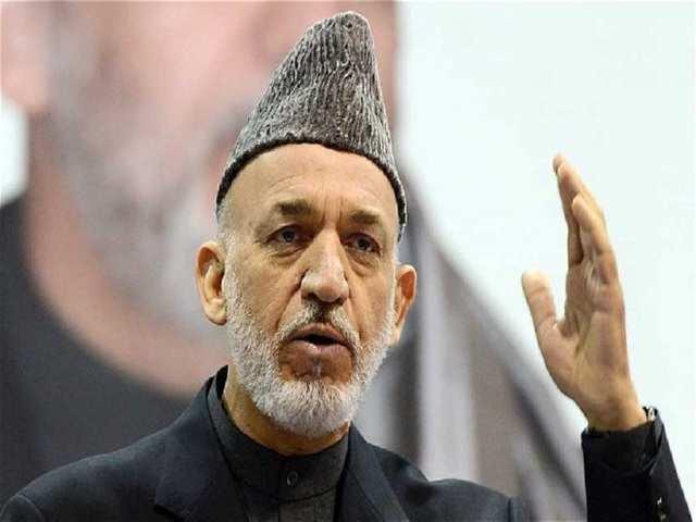 Hamid Karzai - Former President of Pakistan