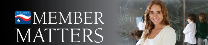 TSTA/NEA Member Matters