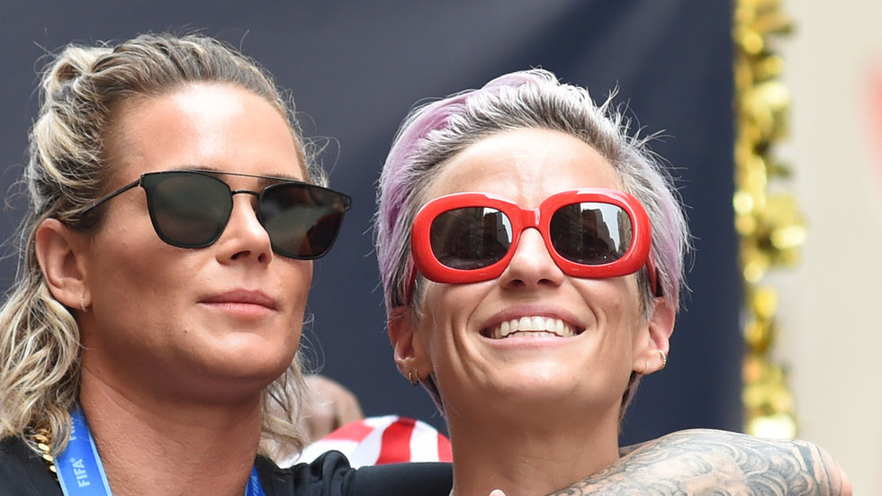 US women's World Cup star lashes out over claims team is 'not welcoming to Christians'