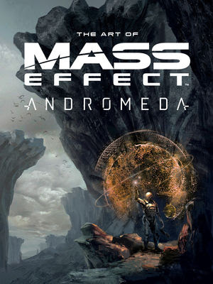 The Art of Mass Effect: Andromeda