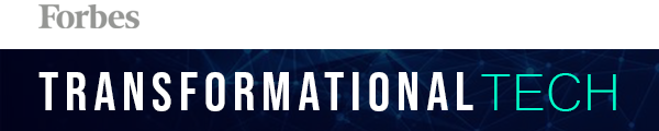 Forbes Transformational Tech