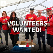 IRONMAN VOLUNTEERS