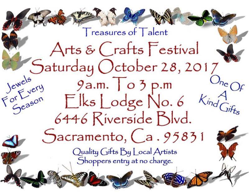 Elks Arts & Crafts Festival