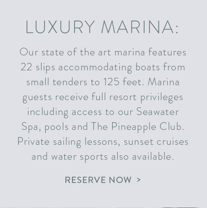 Reserve your luxury marina experience
