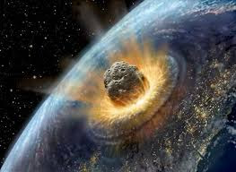Image result for ASTEROID HITS EARTH SEPTEMBER 2015