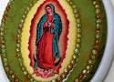 Deska klozetowa z Matką Boską