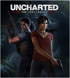UNCHARTED | THE LOST LEGACY