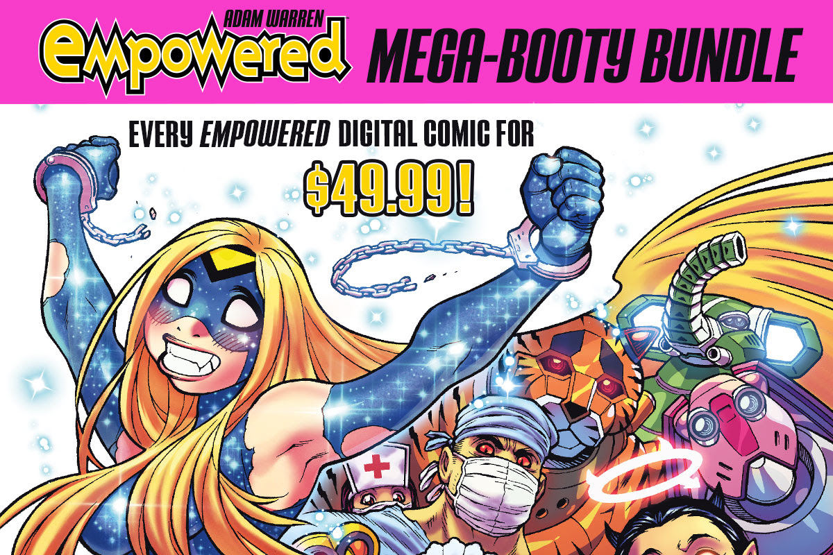 Empowered Mega-Booty Bundle