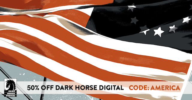4th of July Digital Coupon