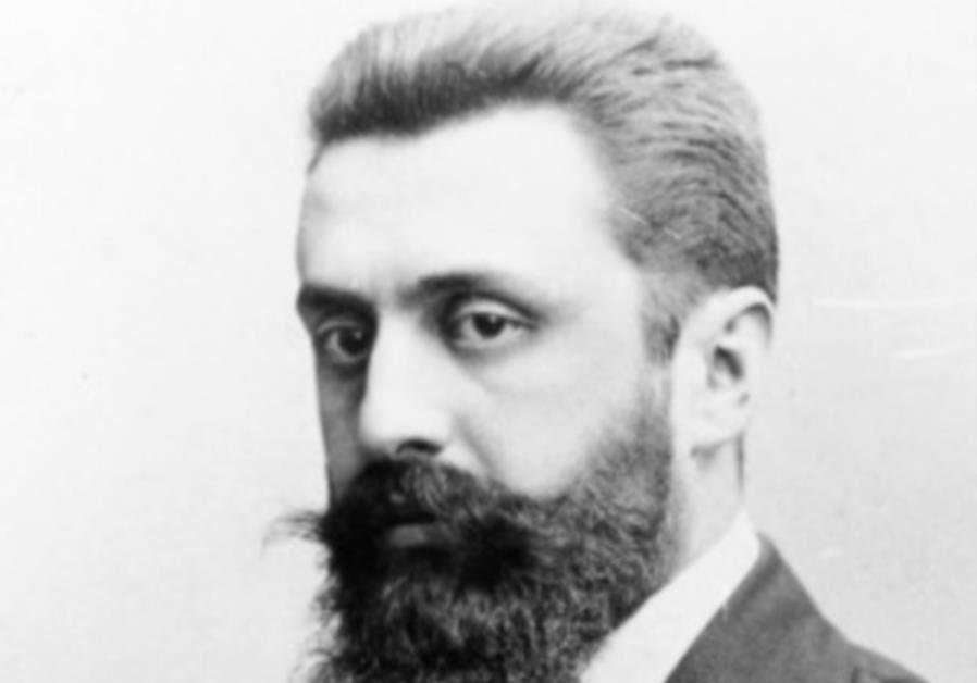 Benjamin Zeev Herzl