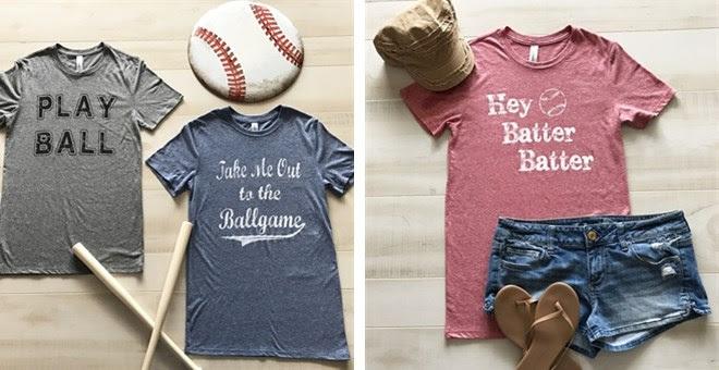 HOT!! Vintage Baseball Shirts!