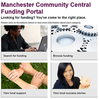 Funding portal