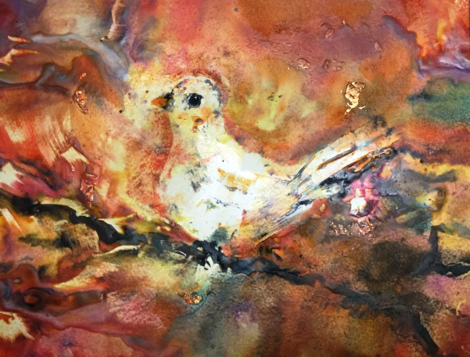 Dream Bird Painting