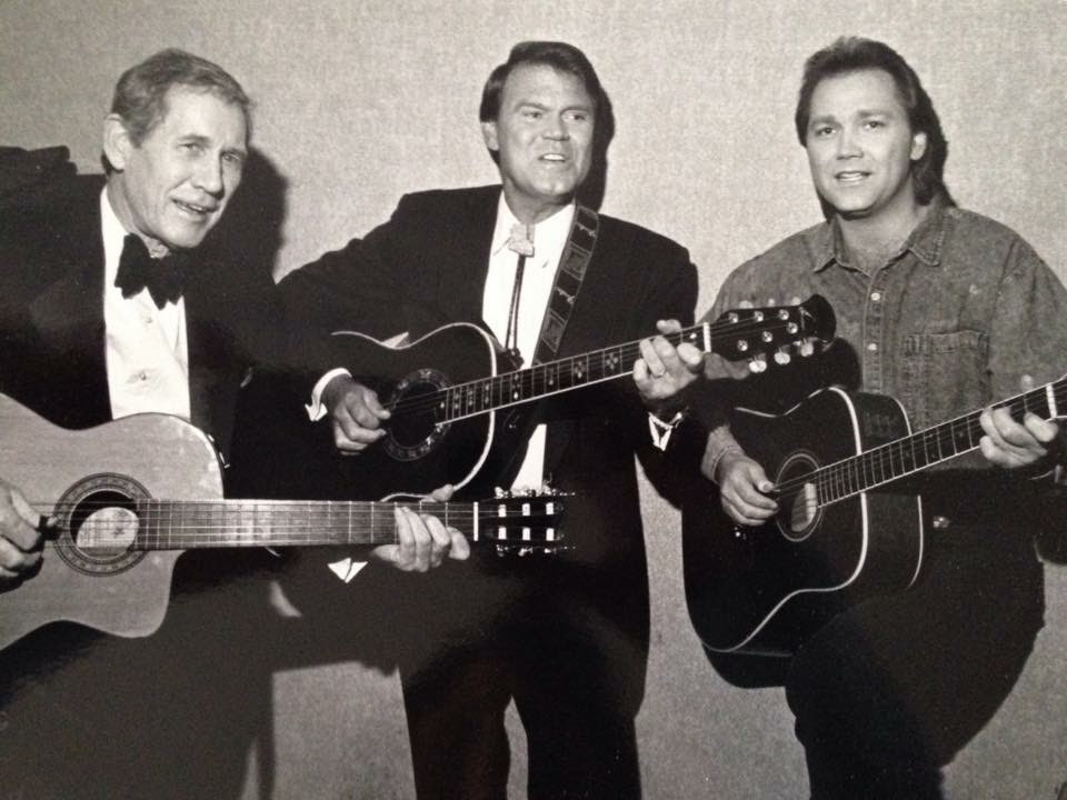 Steve Wariner and Glen Campbell
