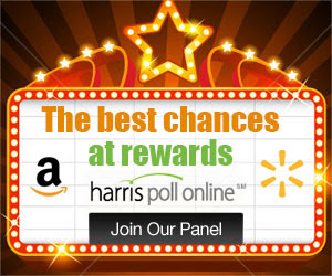 Harris Poll Online - Earn Extr...