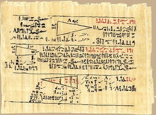Egyptian Mathematics -3