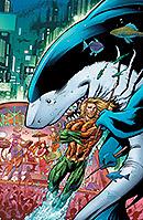 Aquaman Jabberjaw Special 1
