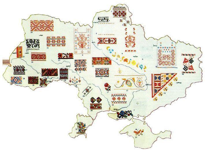 Українська вишивка: символіка орнаментів
