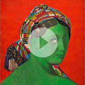 Martial Raysse,  « Made in Japan - La grande odalisque » (détail), 1964 ©  Philippe Migeat - Centre Pompidou, MNAM-CCI /Dist. RMN-GP © Adagp, Paris