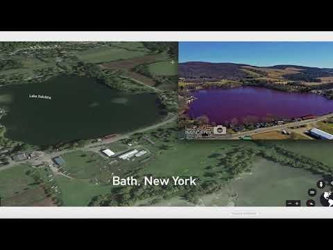 "Another Body of Water Turns ""Blood Red"" New York State  0"