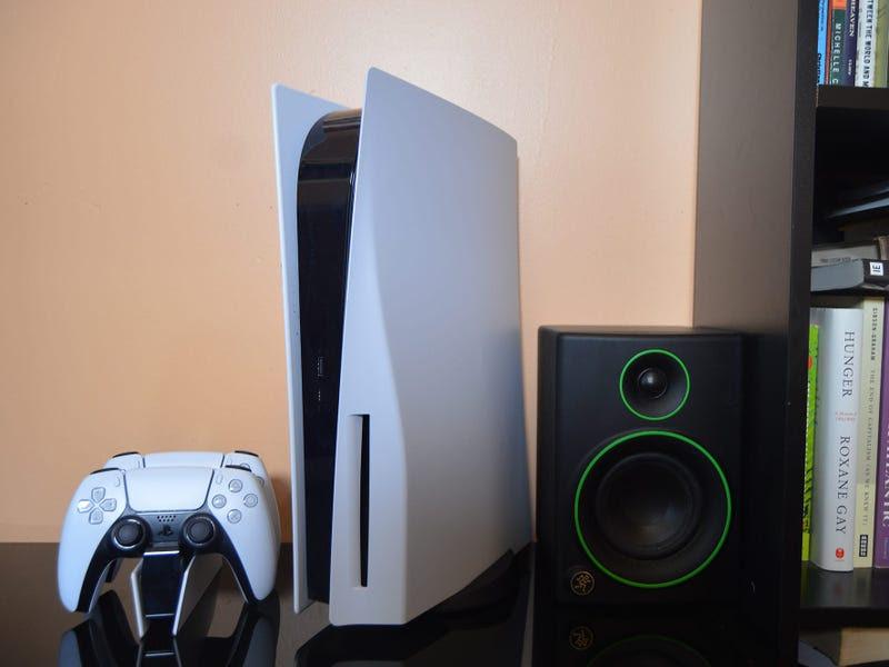 The Sony PlayStation 5