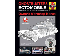 GHOSTBUSTERS COLLECTIBLE BOOKS