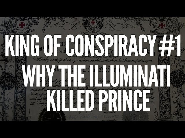 KING OF CONSPIRACY 1 - WHY THE ILLUMINATI KILLED PRINCE  Sddefault