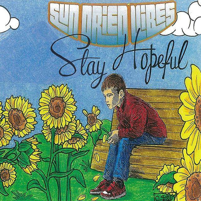 sun dried vibes stay hopeful cover