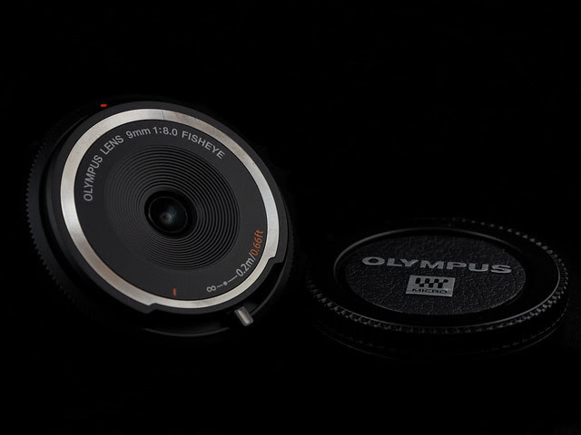Olympus 9mm Body Cap Lens