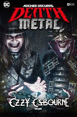Noches Oscuras: Death Metal (Rústica 48 pp) #7