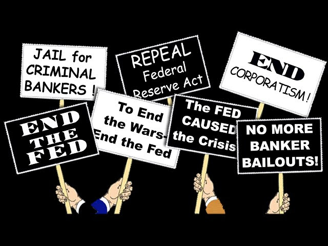 2016 END THE FED: Fixing Debt & Money w Publicly Owned Banking (Ellen Brown)  Sddefault