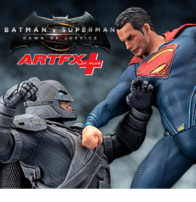 BATMAN V SUPERMAN ARTFX