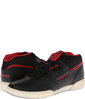 See  image Reebok Lifestyle  Workout Mid Clean RE