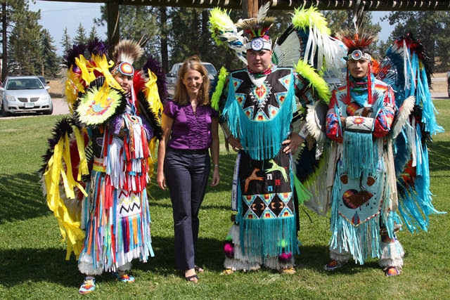 Healthy and Strong Tribal Communities