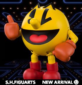 Pac-Man S.H.Figuarts Pac-Man