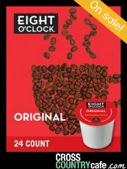 Eight O'clock Original Keurig K-cup coffee