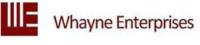 Whayne & Sons