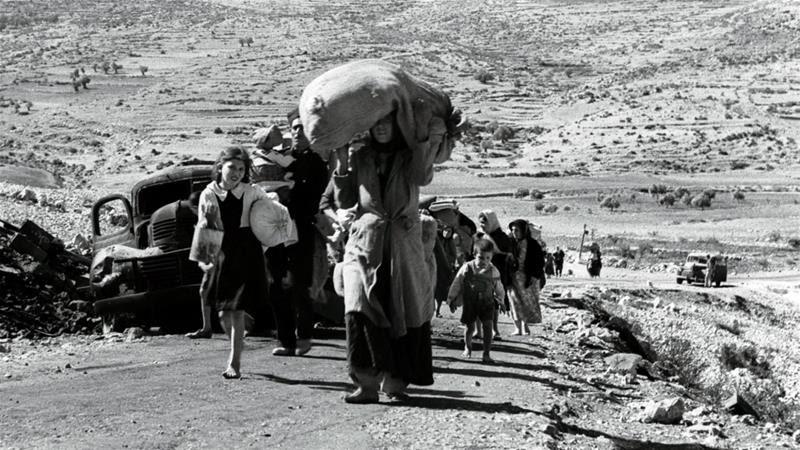 La Nakba no empieza ni termina en 1948