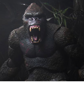 King Kong Figure