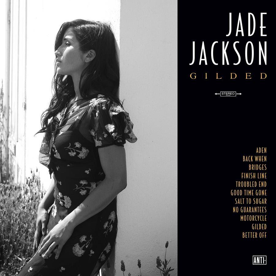 Jade Jackson Gilded Anti Album Artwork