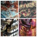 Mary Mendla - Color Alchemy with Japanese Shibori, Three Day Intensive