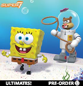 SpongeBob Ultimates!