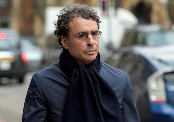 Alexandre Djouhri, à Londres, où il se bat contre une               possible extradition.