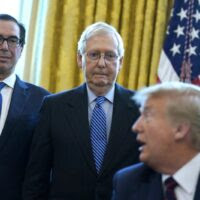 Trump just said the quiet part about Mitch McConnell out loud