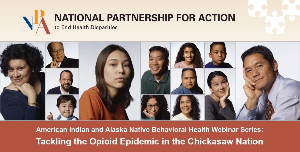 Chickasaw Nation Tackles Opioid Epidemic